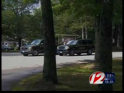 Search Continues for Glocester Cop