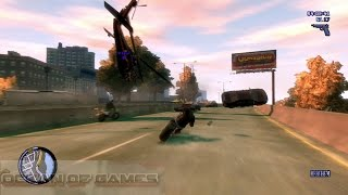 GTA 4 GamePlay on Low End PC