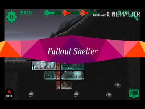 OBJECTIVE COMPLETE-Fallout Shelter(Completing All Objectives)E5