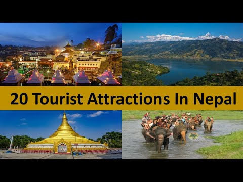 Tourist Attractions In Nepal HD #Nepal attractions
