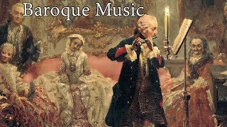 Best Relaxing Classical Baroque Music For Studying & Learning - Baroque Music for Studying