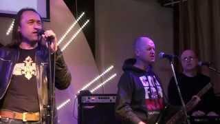 Whitesnake-Girl (Monomakh cover) live / 29.01.2014 / клуб Радио Сити/