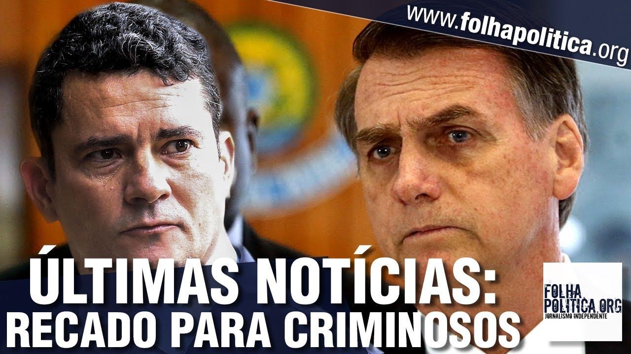 últimas Notícias Do Governo Bolsonaro Recado Para