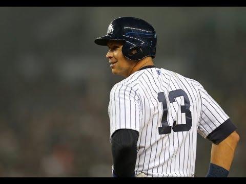 Alex Rodriguez - A Yankee Legend