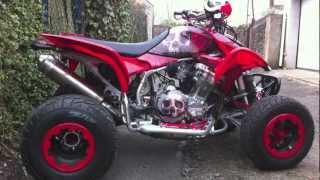 Honda TRX Quad 600 Suzuki Bandit Engine