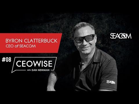 Entrepreneur Byron Clatterbuck - CEOwise with Dan Newman #8