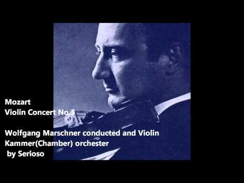mozart, violin concerto no 5, marschner