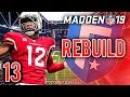 Can The Cardinals Stay Perfect? [DIVISION BATTLE]   Madden 19 Franchise Rebuild - Ep.13