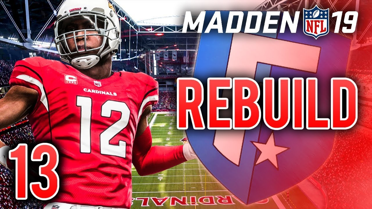 Can The Cardinals Stay Perfect? [DIVISION BATTLE] | Madden 19 Franchise Rebuild - Ep.13