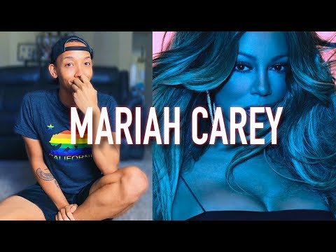 Mariah Carey - A No No & The Distance w  REACTION & REVIEW