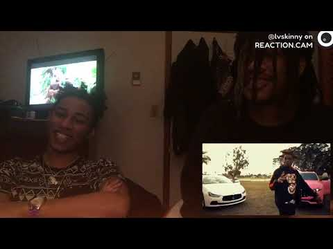 Kodak Black - 1800 Nights (Kno The Meaning Freestyle) – REACTION.CAM