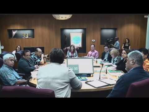 OHA Board Meeting 2-9-17