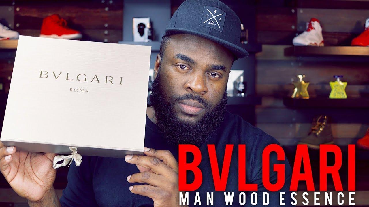 7657fa8b776 Bvlgari Man Wood Essence Fragrance Unboxing  1st Impressions - YouTube