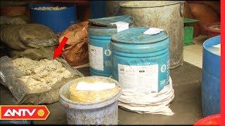 Tử Thần Bàn Ăn: Măng ngâm hóa chất độc hại   AN TOÀN SỐNG   ANTV
