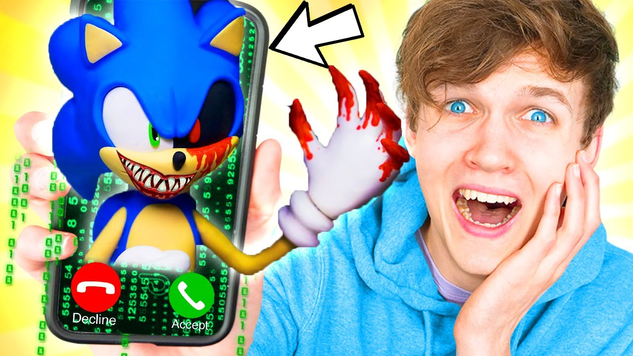 Can We Survive FIVE NIGHTS AT SONIC'S MANIAC MANIA!? (IMPOSSIBLE SONIC FNAF FAN GAME!)
