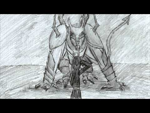 RuneScape Animatic Music Video - When You're Evil by Voltaire