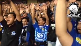 CHANTS BALASAN UNTUK AREMANIA (Final Piala Bhayangkara 2016)