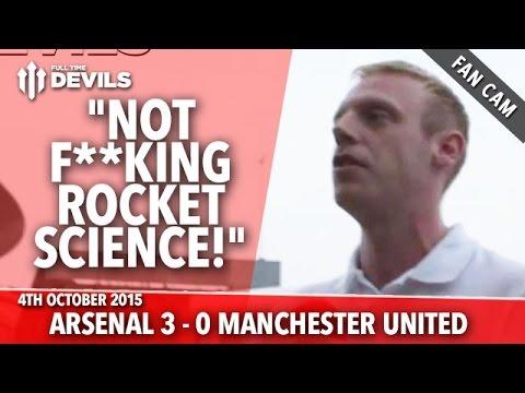 Arsenal 3-0 Manchester United | Sánchez, Özil goals |