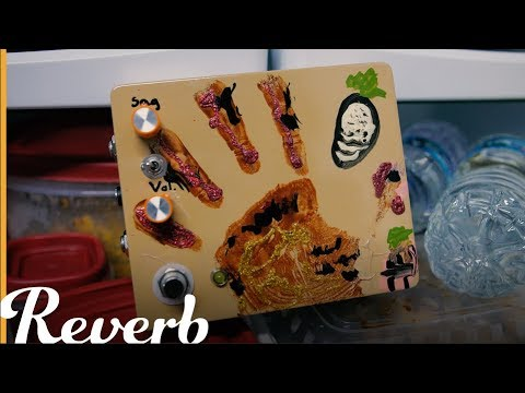 Fuzzrocious Leftover Drive For Left-Handed Players | Reverb Tone Report