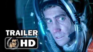 LIFE - Official Trailer (2017) Ryan Reynolds, Jake Gyllenhaal Sci-Fi Horror Movie HD