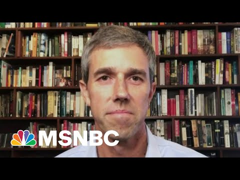 Beto To Biden: Please Get For The People, John Lewis Voting Rights Advancement Acts Passed