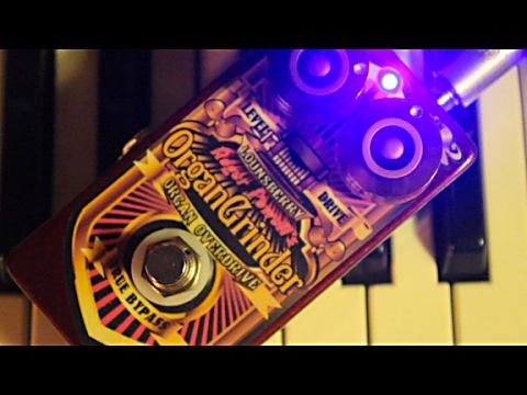 Lounsberry Pedals Organ Grinder overdrive demo