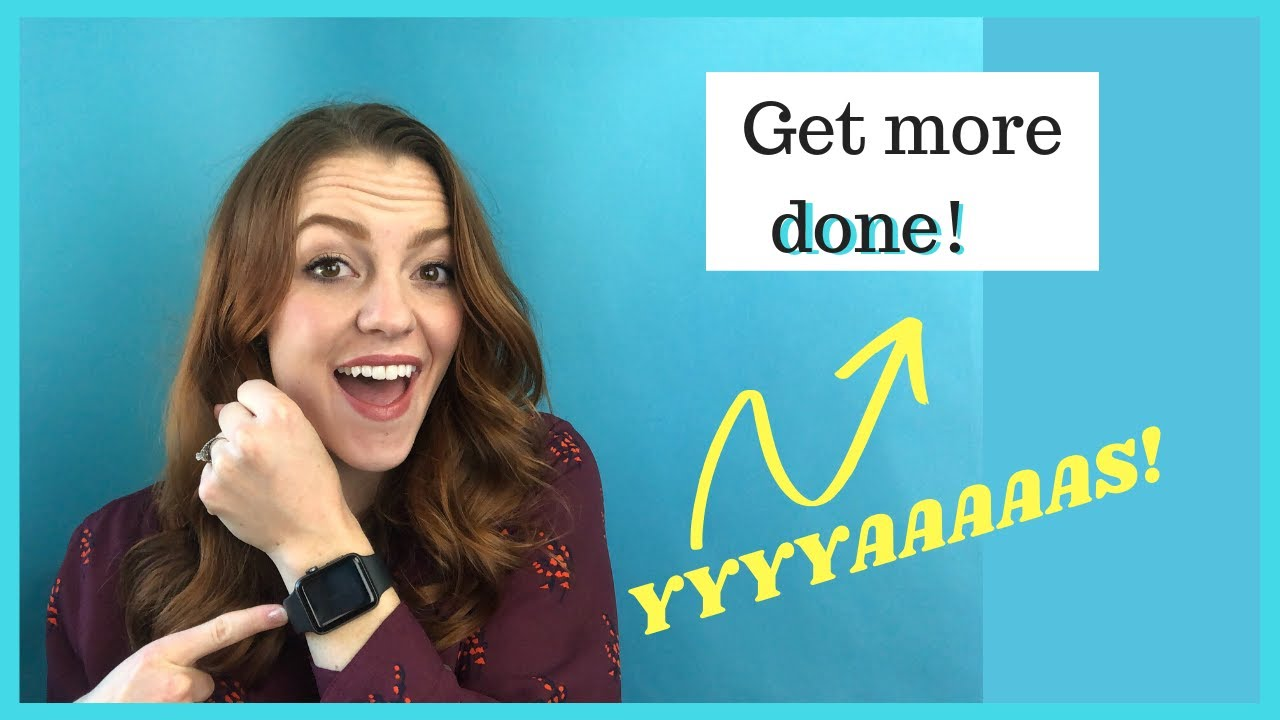 3 Time management tips for busy women that REALLY WORK!