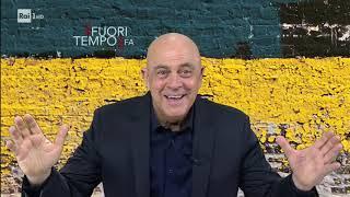 Maurizio Crozza sul raduno della Lega a Roma - Che fuori tempo che fa 03/12/2018 thumbnail