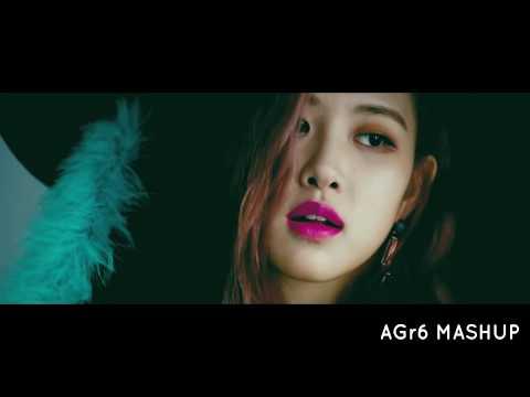 Steve Aoki x BTS x Dua Lipa x BLACKPINK - Waste It On Me x Kiss and Make Up [MASHUP]