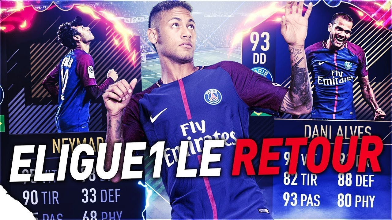 FIFA 18 - LE RETOUR DE LA ORANGE E LIGUE 1 ! INSTRUCTIONS JOUEURS, TACTIQUE PERSO...