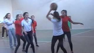 Баскетбол 2015-2016 гра Шепарівці-Голосків