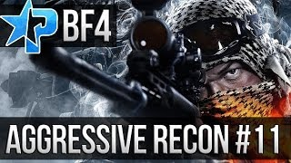 bf4 suppressors on bolt actions battlefield 4 multiplayer gameplay fy js aggressive recon 11