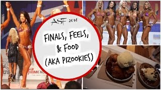 Arnold Amateur Bikini Finals, Feels, and Pizookies // ASF 2016 DAY 3 | ASF 2016