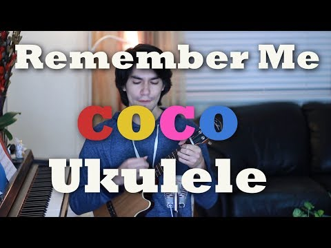 Remember Me (Recuérdame) - Disney Pixar's COCO - UKULELE SPROUT - Cover + Tutorial