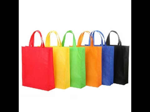 What are Non-Woven Polypropylene bags & are they really eco-friendly?