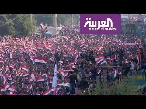 السيستاني يحمل الحكومة العراقية مسؤولية قتل المتظاهرين  - 17:54-2019 / 10 / 11