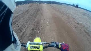 Thumpstar 140 at Route 62 MX