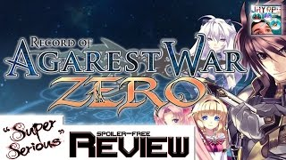 "Agarest: Generations of War Zero ""Super Serious"" Review - Agarest Zero Spoiler-Free Review (PC)"
