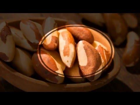 Бразильский орех - калорийность, полезные свойства, польза
