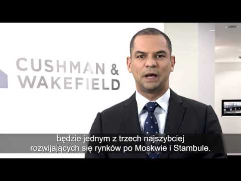 Richard Aboo - Strong demand for offices in Warsaw