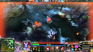 играю за queen of pain dota 2