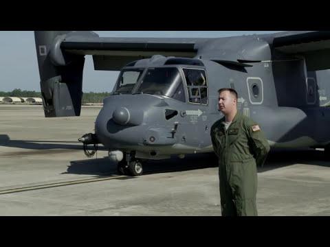 Time to Fly -- CV-22 Osprey