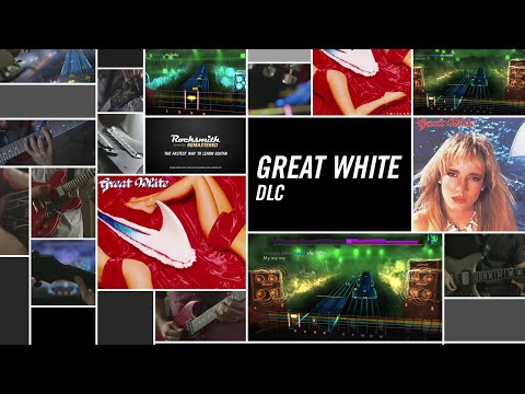 Great White Song Pack - Rocksmith 2014 Edition Remastered DLC