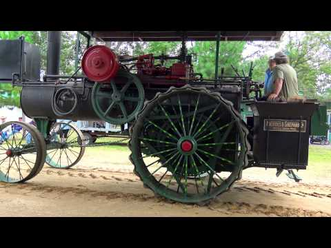 Badger Steam and Gas Annual Show 2015 Parade and Grounds