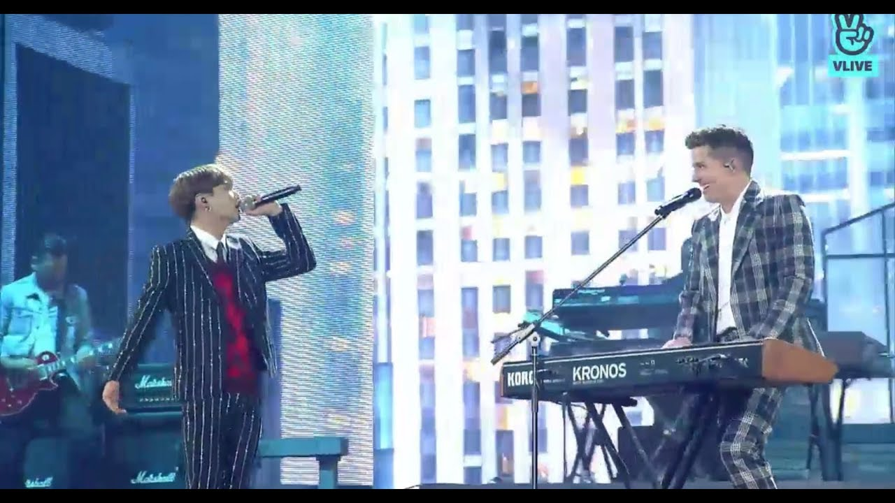 Jungkook Charlie Puth We Don T Talk Anymore Live Mbcplus X