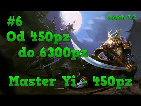 #6 - Od 450pz do 6300pz - Master Yi 450pz