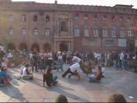 Capoeira in bologna