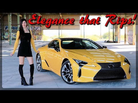 One of the Last & BEST Sounding N/A V8's! // 2020 Lexus LC500