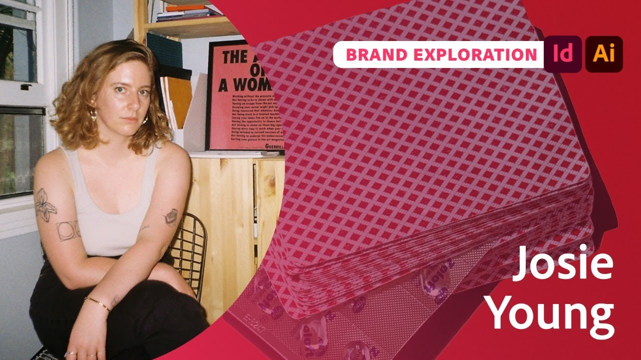 Branding: The Exploration Before the Presentation with Josie Young