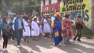 Carnaval de Mollebamba Cangallo 2014